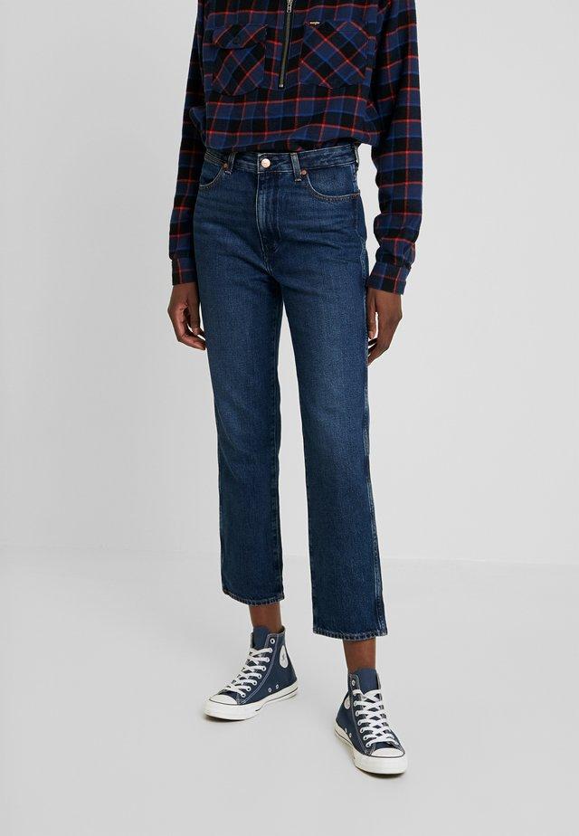 THE RETRO - Jeans baggy - authentic dark