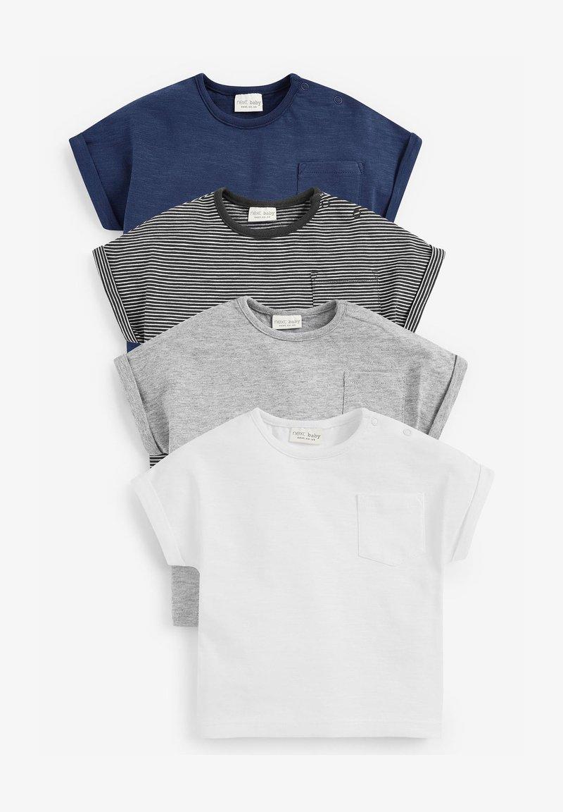 Next - 4 PACK  - T-shirt imprimé - multi coloured