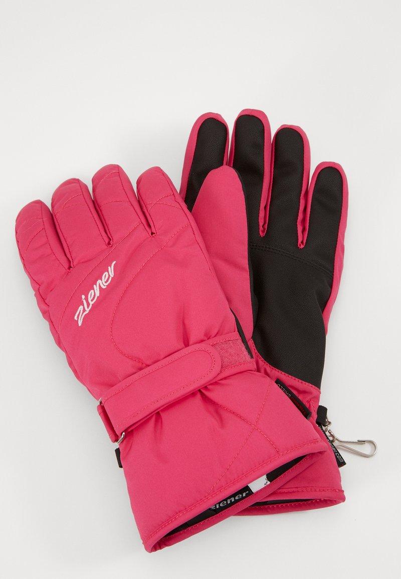 Ziener - KADDY LADY GLOVE - Hansker - pop pink
