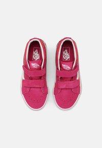 Vans - SK8-MID REISSUE V - Vysoké tenisky - neon animal leopard/pink - 3