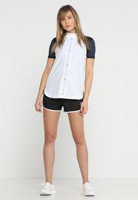 adidas Performance - SHORT - Sports shorts - black/white - 1