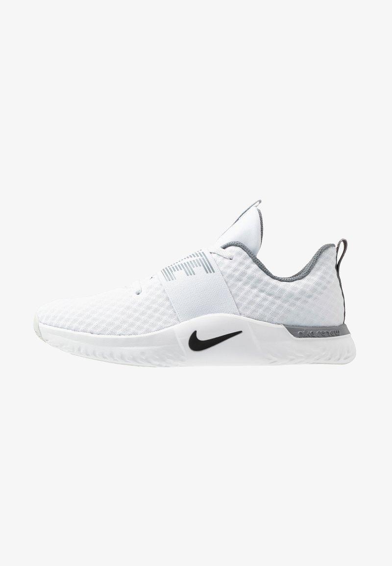 Nike Performance - RENEW IN-SEASON TR 9 - Kuntoilukengät - pure platinum/black/cool grey