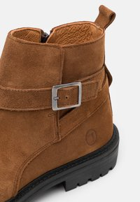 Trussardi - BEATLES CINTURINO - Classic ankle boots - brown - 5