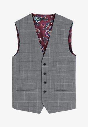 SIGNATURE MOTIONFLEX - Waistcoat - grey