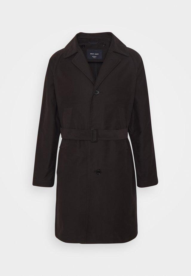 Classic coat - midnight blue