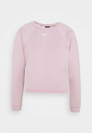 DRY CREW - Sweatshirt - plum chalk/silver