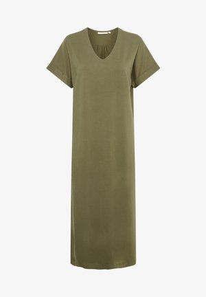 Maxi dress - military olive