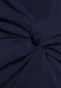 SISTA GLAM PETITE - Shift dress - navy - 5