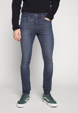 SKINNY TAPER - Jeansy Skinny Fit - sage overt