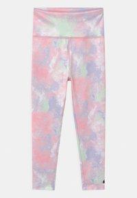 Nike Sportswear - SKY DYE - Leggings - arctic punch - 0