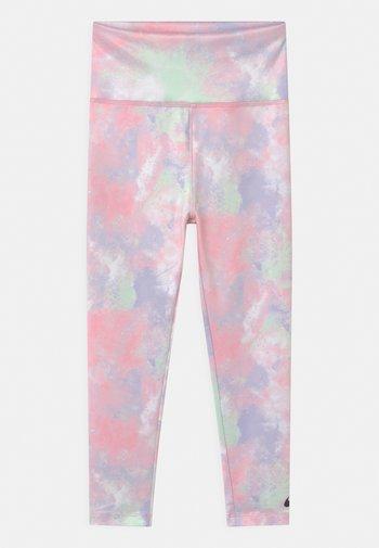 SKY DYE - Leggings - Trousers - arctic punch