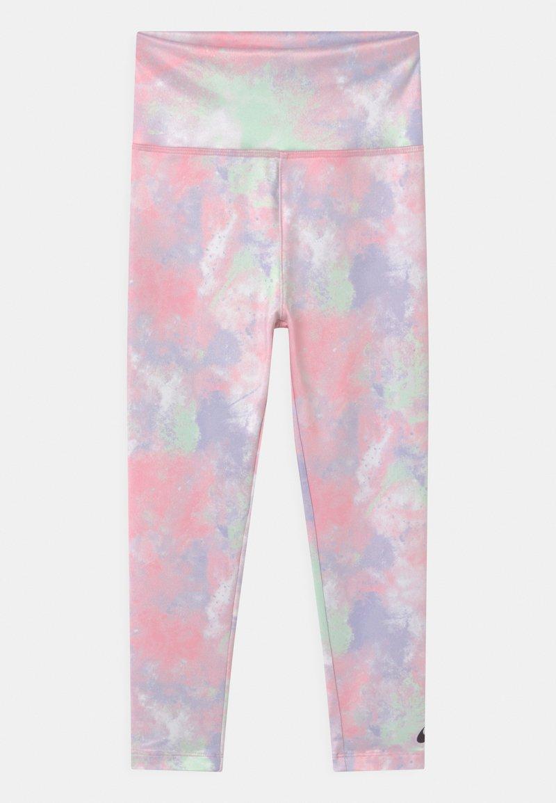 Nike Sportswear - SKY DYE - Leggings - arctic punch