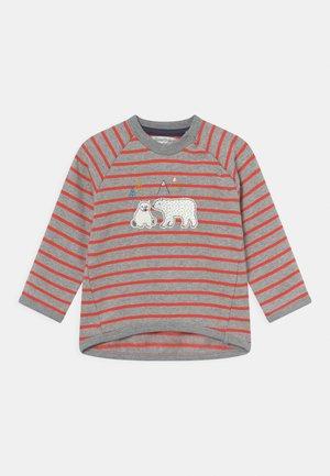 BABY - Sweatshirt - grey/red