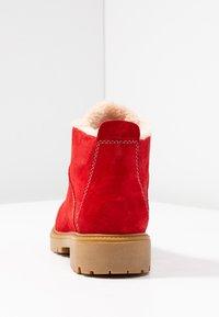 Darkwood - 7007 - Vinterstøvler - red - 5