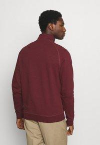 Farah - JIM ZIP - Sweatshirt - farah red marl - 2