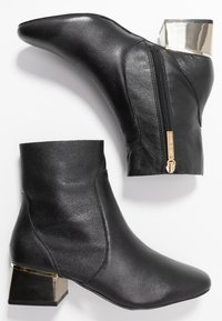River Island Wide Fit - Støvletter - black - 3