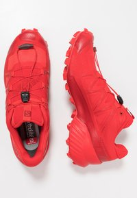 Salomon - SPEEDCROSS 5 - Trail running shoes - high risk red/barbados cherry - 1