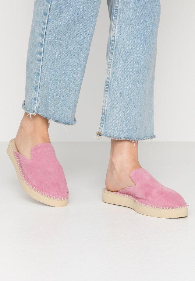 ORIGIINE PLATFORM - Pantofle - rose
