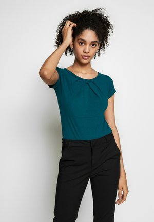 T-shirt basique - deep teal