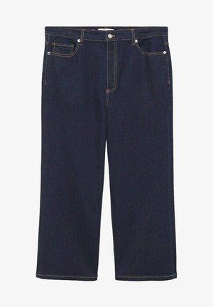 CHARLOTE - Široké džíny - blau