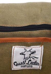 Gusti Leder - ALEX  - Across body bag - brown - 5