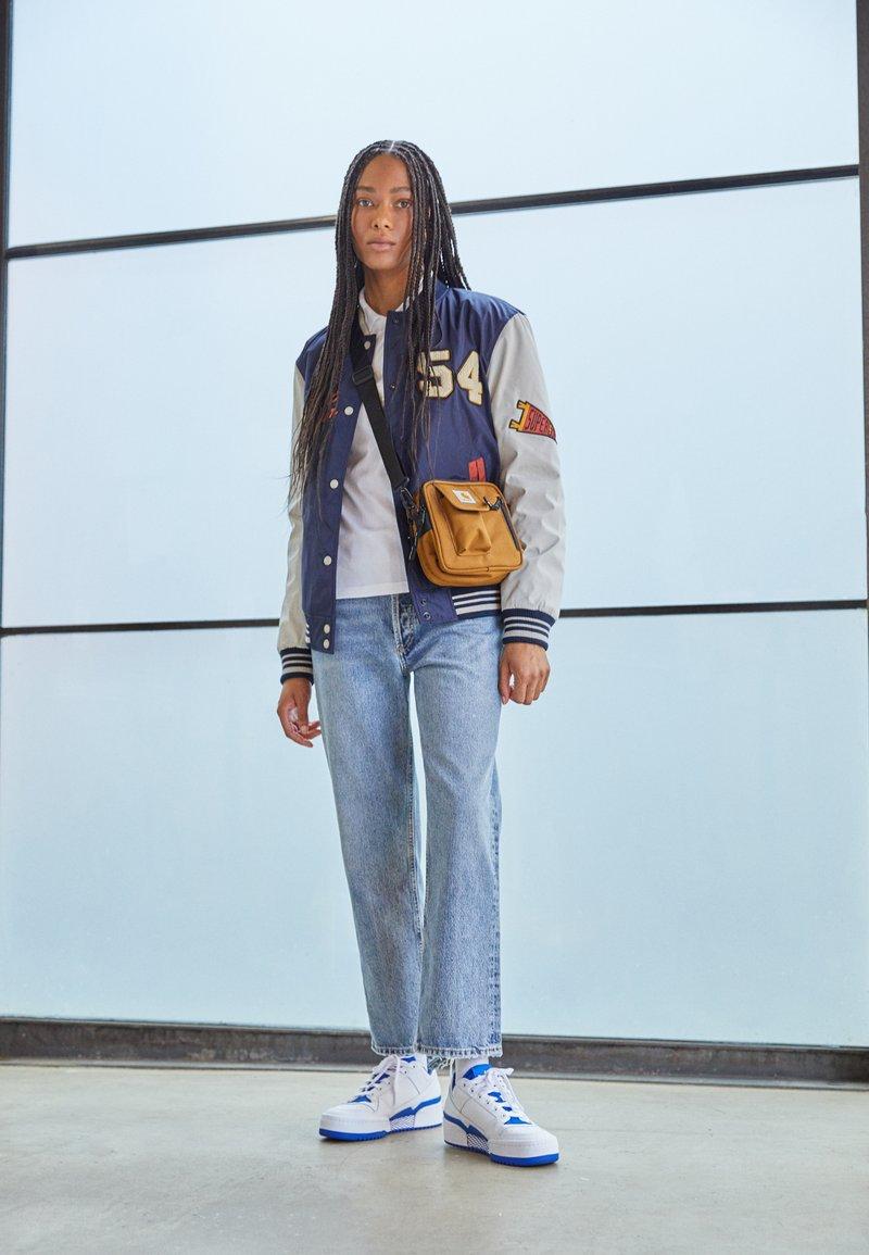 adidas Originals - FORUM BOLD - Trainers - footwear white/team royal blue