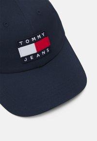Tommy Jeans - HERITAGE UNISEX - Czapka z daszkiem - twilight navy - 3