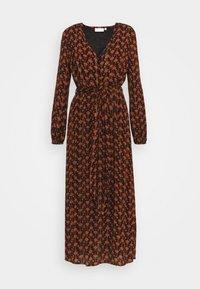 Fabienne Chapot - ISABELLA ISA DRESS - Kjole - black/rust - 3