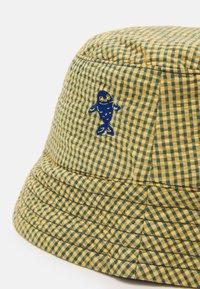 TINYCOTTONS - BUCKET HAT UNISEX - Hat - yellow/iris blue - 3