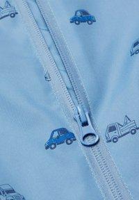 Mango - Waterproof jacket - blauw - 2