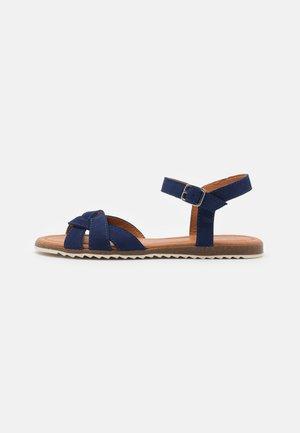 LULU - Sandals - dark blue