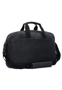 Salzen - Laptop bag - charcoal black - 1