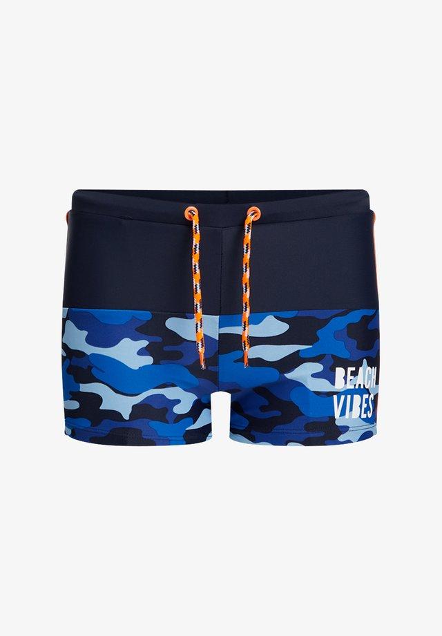 Kąpielówki - blue