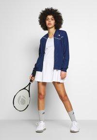 Diadora - COURT - Jersey dress - optical white - 1