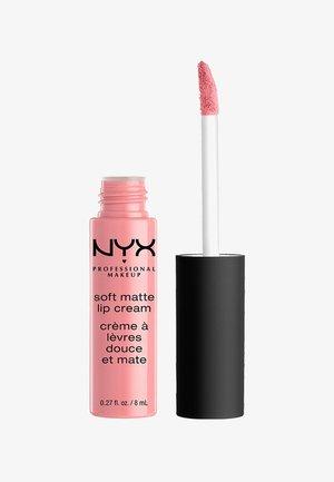 SOFT MATTE LIP CREAM - Liquid lipstick - 3 tokyo