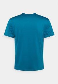 Ziener - NOLAF MAN - T-shirt imprimé - crystal blue - 1