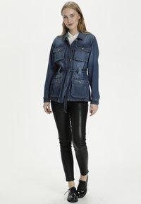 Culture - Denim jacket - blue wash - 1