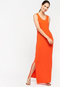 LolaLiza - Maxi dress - orange - 0