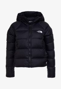 HOOD - Down jacket - black