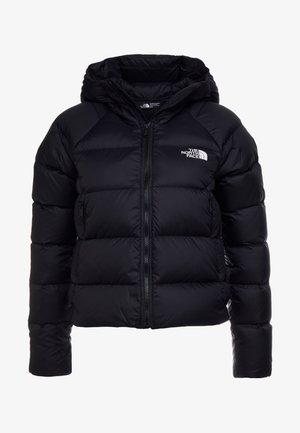 HYALITE HOODIE - Down jacket - black