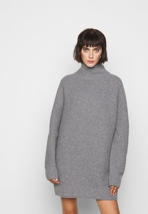 DIDINA - Jumper dress - grey