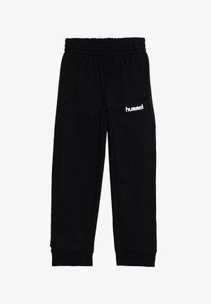 HMLGO - Spodnie treningowe - black