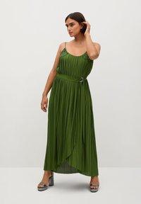 Violeta by Mango - RITA - Day dress - olivengrün - 2