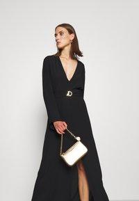 Patrizia Pepe - DRESS - Maxi dress - nero - 3