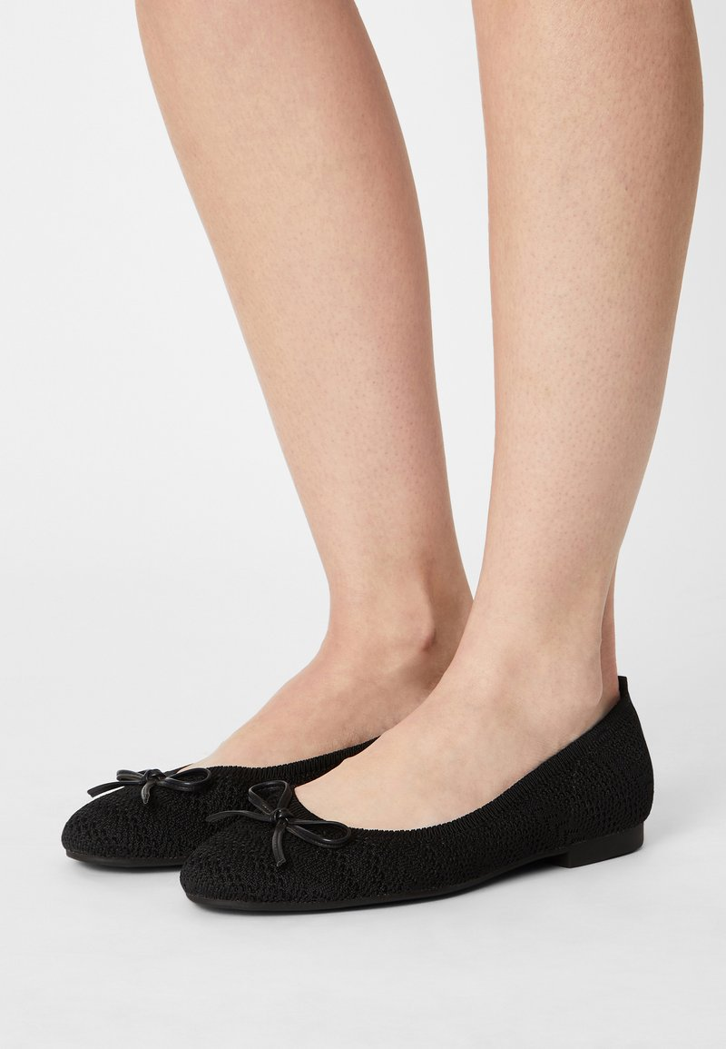 Anna Field Wide Fit - COMFORT  - Ballerinat - black