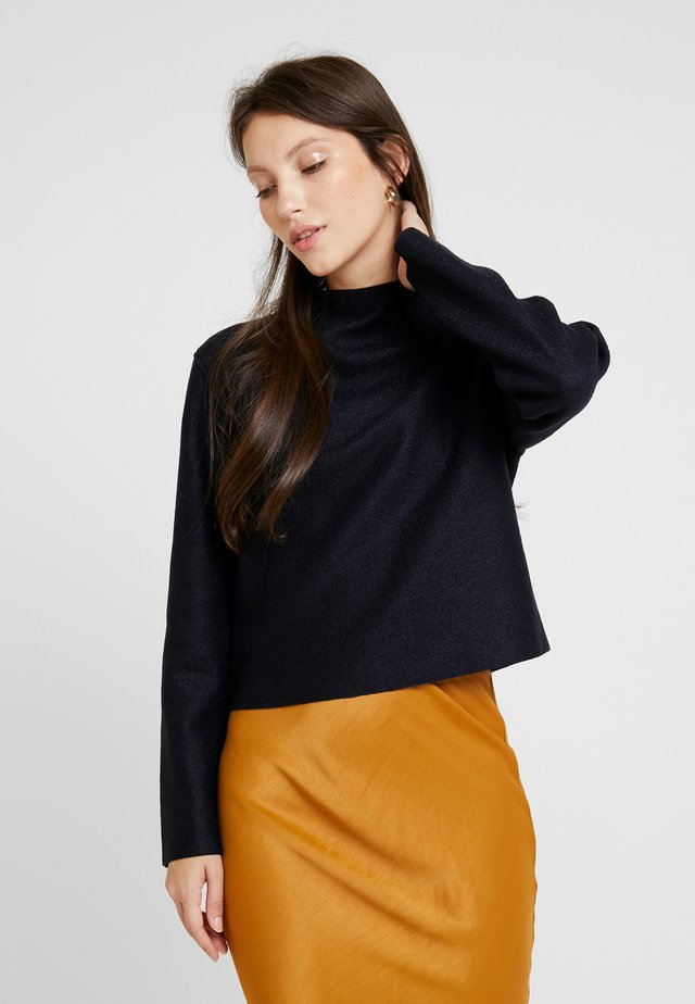 GREAT - Sweter - navy