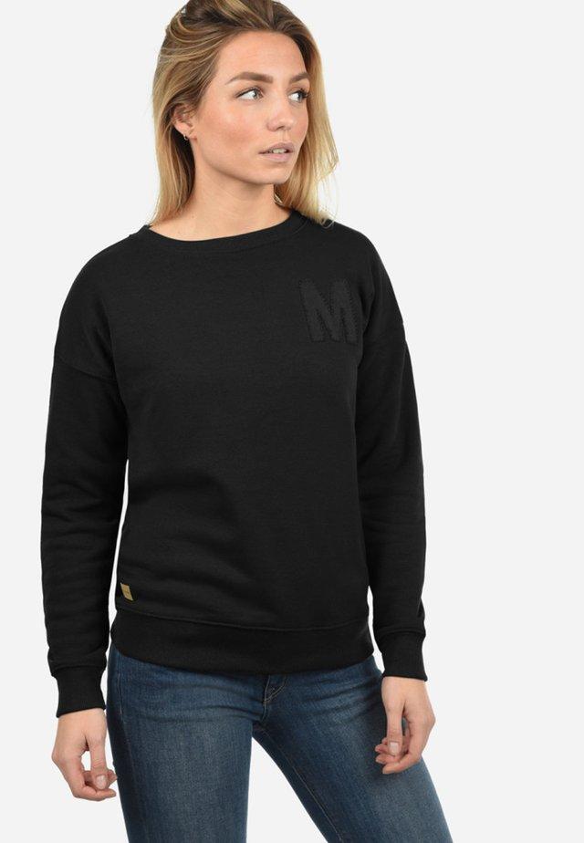 MELLI - Sweatshirt - black