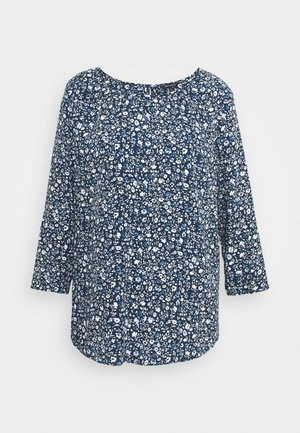 Blouse - dark blue