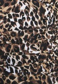 LASCANA - SWIMSUIT - Swimsuit - brown - 5