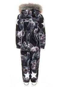 Molo - POLARIS  - Snowsuit - black - 1